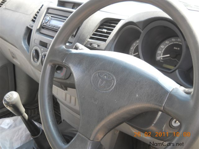 used toyota hilux 2 0 vvti sc 2006 hilux 2 0 vvti sc for sale walvis bay toyota hilux 2 0. Black Bedroom Furniture Sets. Home Design Ideas