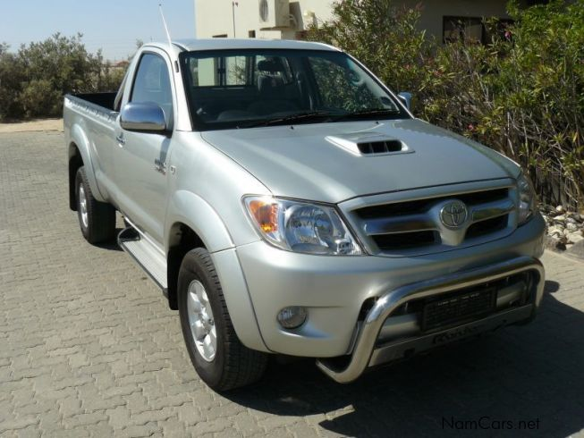 Toyota Hilux 3.0 D4D in Namibia