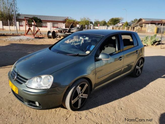 Volkswagen Golf 5 2.0 FSI in Namibia
