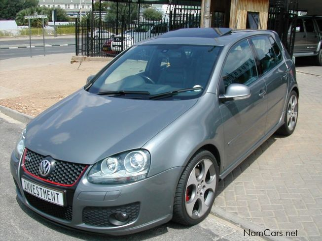 used volkswagen golf 5 gti 2006 golf 5 gti for sale windhoek volkswagen golf 5 gti sales. Black Bedroom Furniture Sets. Home Design Ideas