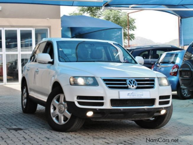 used volkswagen touareg tdi v10 2006 touareg tdi v10 for. Black Bedroom Furniture Sets. Home Design Ideas
