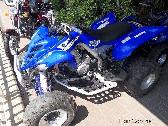 Used Yamaha Raptor 700 2006 Raptor 700 For Sale