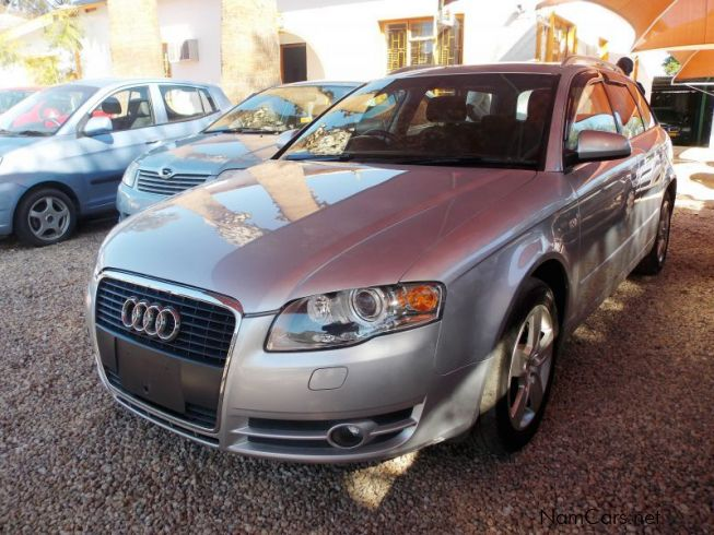 Used Audi A4 2007 A4 For Sale Windhoek Audi A4 Sales