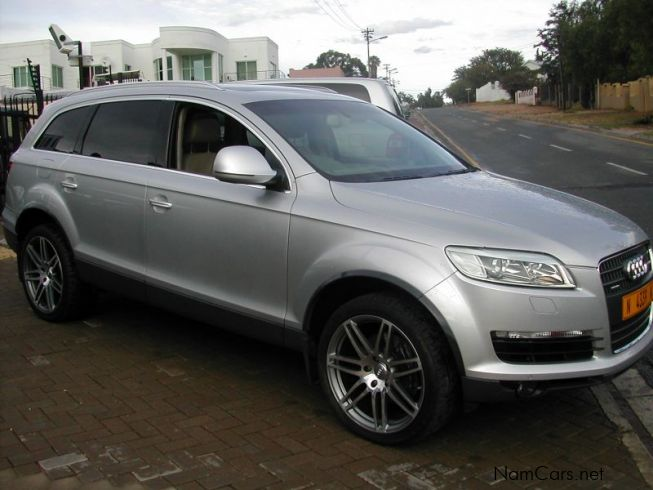 used audi q7 4 2 v8 2007 q7 4 2 v8 for sale windhoek audi q7 4 2 v8 sales audi q7 4 2 v8. Black Bedroom Furniture Sets. Home Design Ideas