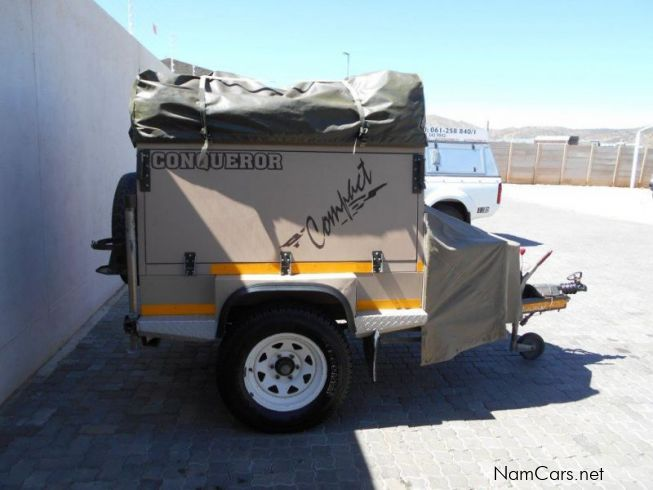 used conqueror compact off road trailer 2007 compact off road trailer for sale windhoek. Black Bedroom Furniture Sets. Home Design Ideas