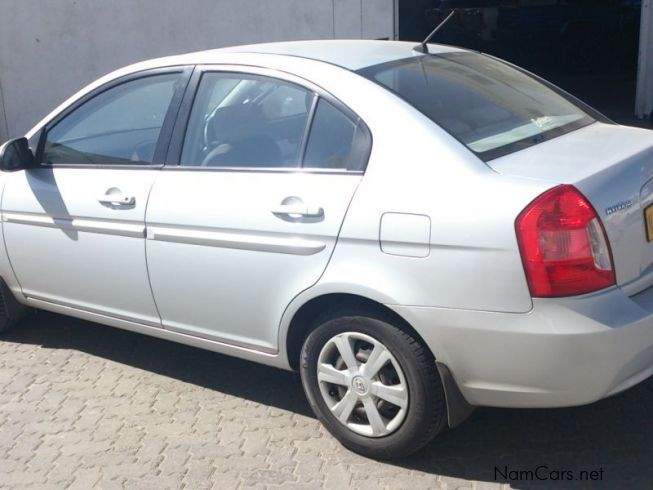 used hyundai accent 1 6 2007 accent 1 6 for sale swakopmund hyundai accent 1 6 sales. Black Bedroom Furniture Sets. Home Design Ideas