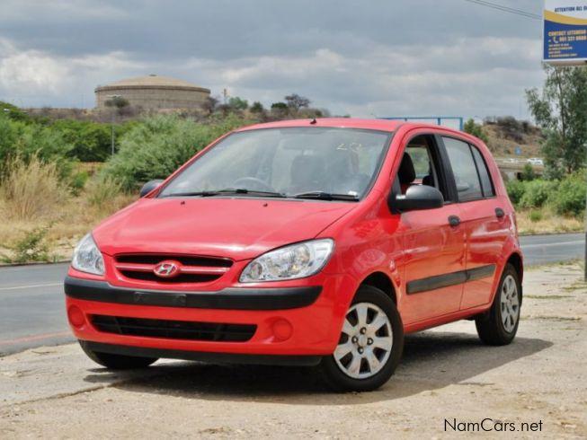 Used Hyundai Getz 2007 Getz For Sale Windhoek Hyundai