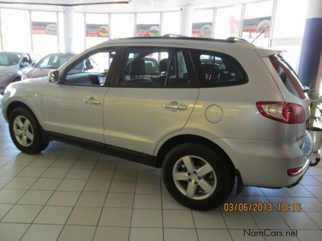 used hyundai santa fe 2 2 crdi 2007 santa fe 2 2 crdi for sale windhoek hyundai santa. Black Bedroom Furniture Sets. Home Design Ideas