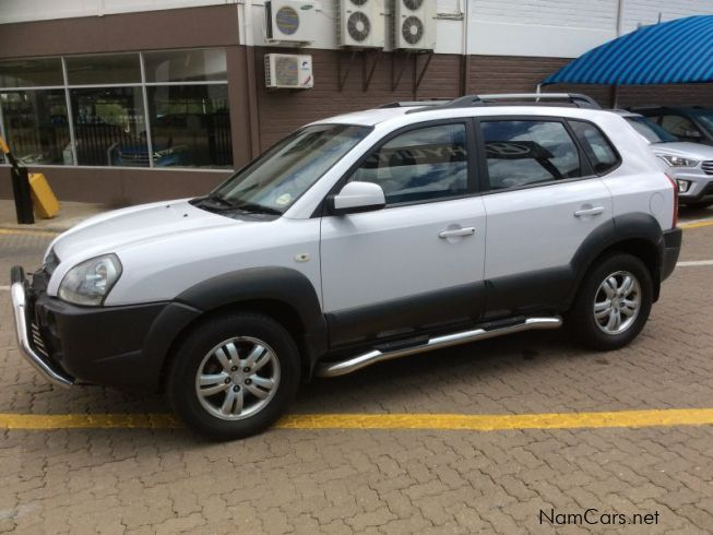 used hyundai tucson 2 0 gls manual 2007 tucson 2 0 gls manual for sale windhoek hyundai. Black Bedroom Furniture Sets. Home Design Ideas