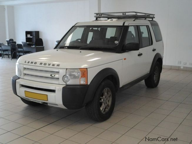 used land rover discovery 3 3 0td v6 2007 discovery 3 3 0td v6 for sale walvis bay land. Black Bedroom Furniture Sets. Home Design Ideas