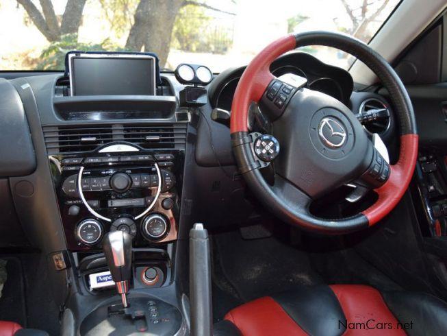 Service manual auto manual repair 2007 mazda rx 8 interior lighting mazda rx 8 2005 1 3 in for Mazda rx8 interior accessories