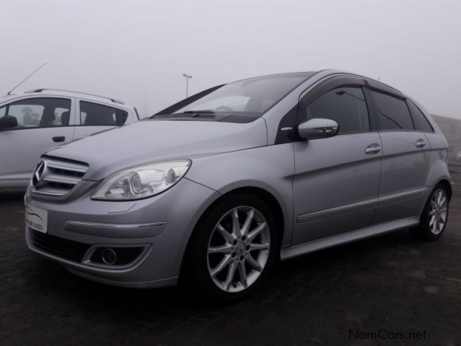 Used mercedes benz b170 2007 b170 for sale swakopmund for Mercedes benz of greensboro used cars