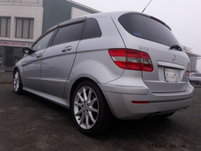 Used mercedes benz b170 2007 b170 for sale swakopmund for Used mercedes benz net