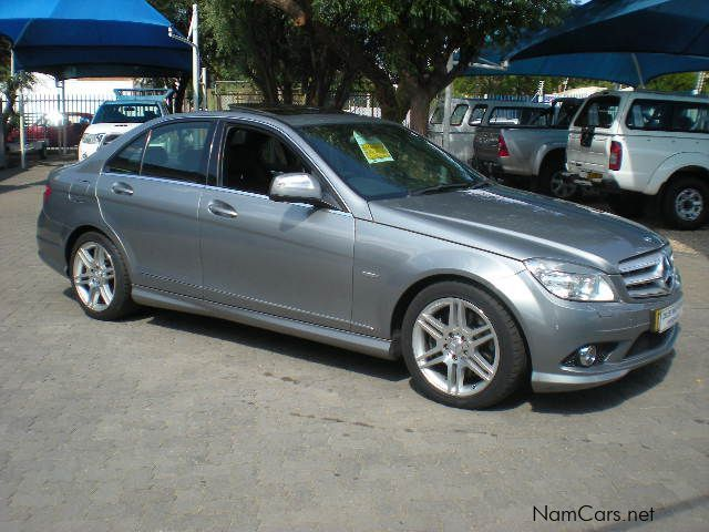 Used mercedes benz c350 amg avantgarde 2007 c350 amg for Mercedes benz c350 price
