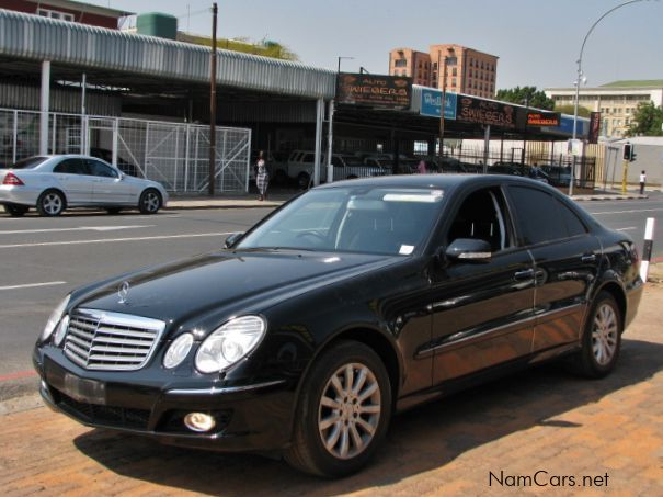 Used Mercedes Benz E300 2007 E300 For Sale Windhoek