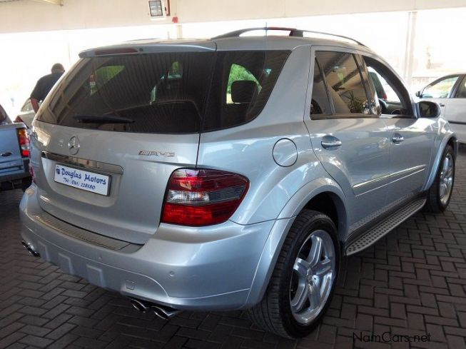 used mercedes benz ml 6 3 amg 2007 ml 6 3 amg for sale