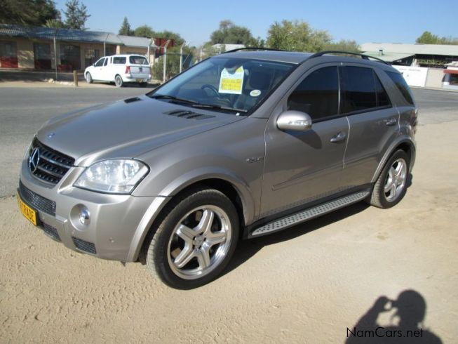 used mercedes benz ml 63 amg 2007 ml 63 amg for sale okahandja mercedes benz ml 63 amg sales. Black Bedroom Furniture Sets. Home Design Ideas