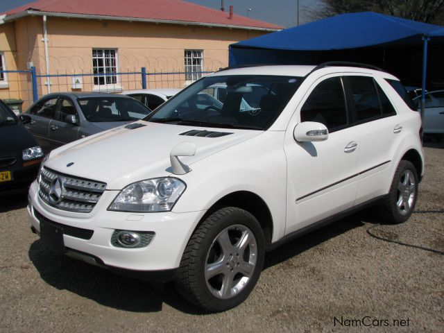 Used mercedes benz ml350 2007 ml350 for sale windhoek for Mercedes benz ml 350 2007