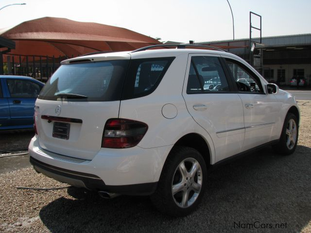 Used mercedes benz ml350 2007 ml350 for sale windhoek for Used mercedes benz ml for sale