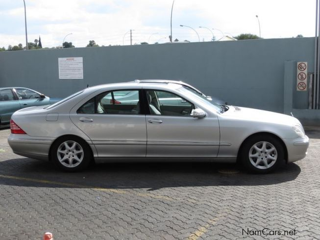 Used mercedes benz s 320 cdi 2007 s 320 cdi for sale for Mercedes benz s320 price