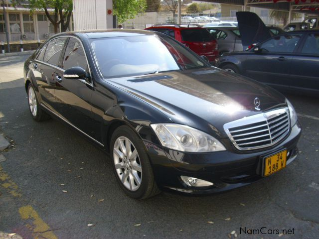 Used mercedes benz s class 550 2007 s class 550 for sale for 2007 mercedes benz s class for sale