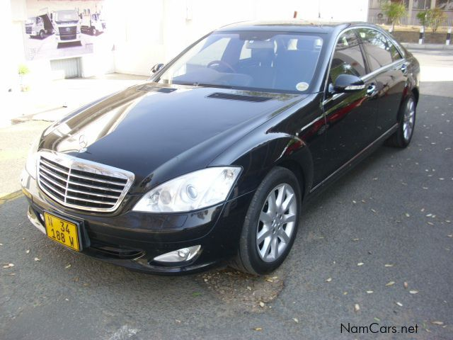 Used mercedes benz s class 550 2007 s class 550 for sale for Mercedes benz s550 for sale