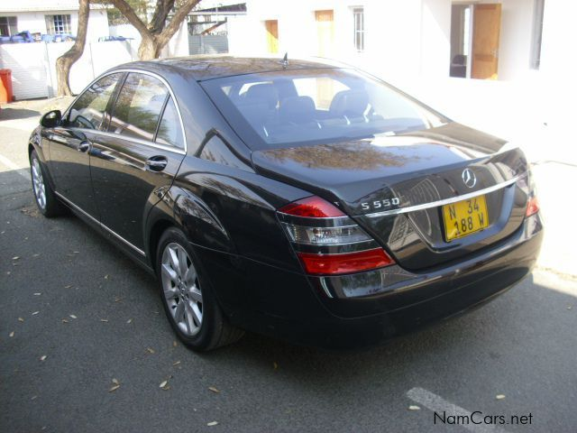 used mercedes benz s class 550 2007 s class 550 for sale