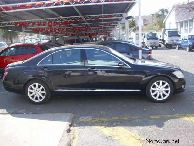 Used mercedes benz s class 550 2007 s class 550 for sale for Used s class mercedes benz