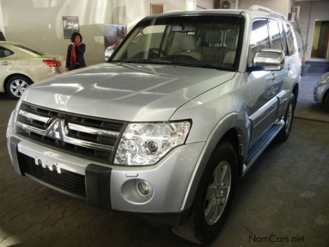 used mitsubishi pajero 3 2 gls did 4x4 2007 pajero 3 2. Black Bedroom Furniture Sets. Home Design Ideas