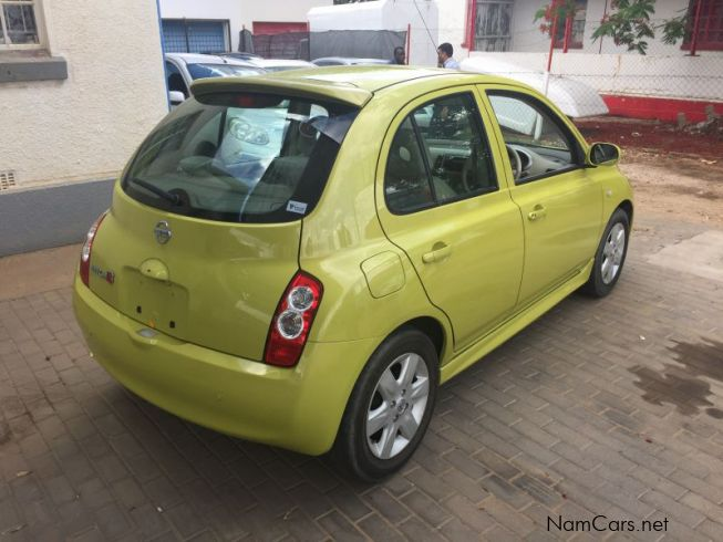 used nissan micra 2007 micra for sale windhoek nissan micra sales nissan micra price n. Black Bedroom Furniture Sets. Home Design Ideas