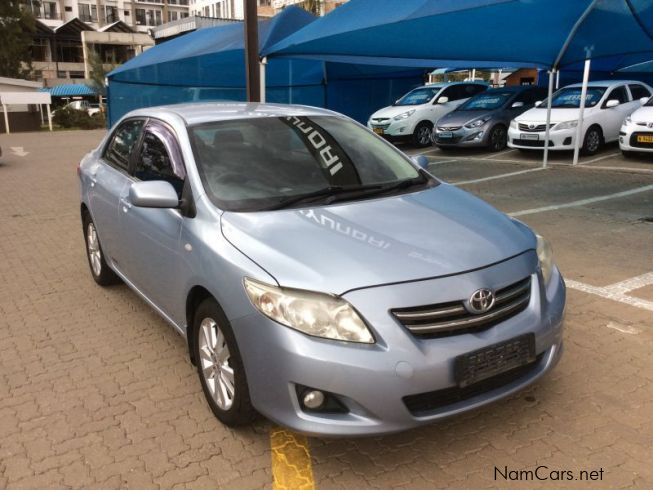used toyota corolla 2007 corolla for sale windhoek toyota corolla sales toyota corolla. Black Bedroom Furniture Sets. Home Design Ideas