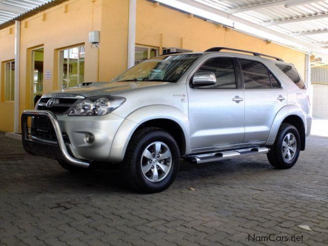 Used Toyota Fortuner D4d 2007 Fortuner D4d For Sale