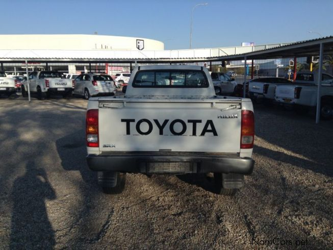 Toyota Hilux 2.5 D4D SRX Single Cab in Namibia