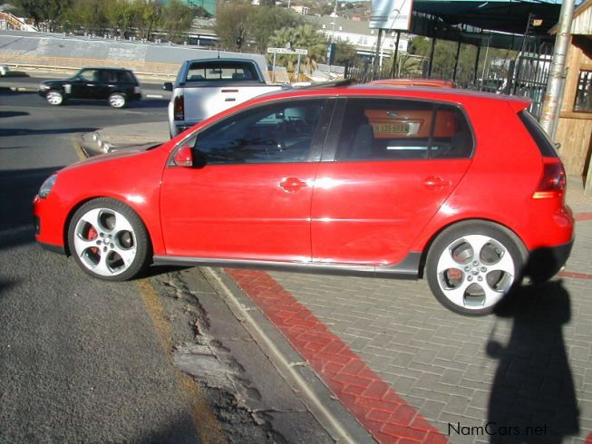 Volkswagen Golf 5 GTI in Namibia