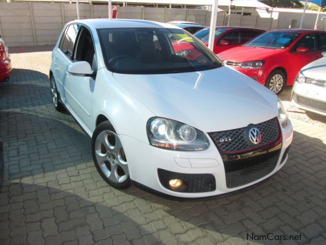 used volkswagen golf 5 gti turbo manual 2007 golf 5 gti turbo manual for sale windhoek. Black Bedroom Furniture Sets. Home Design Ideas