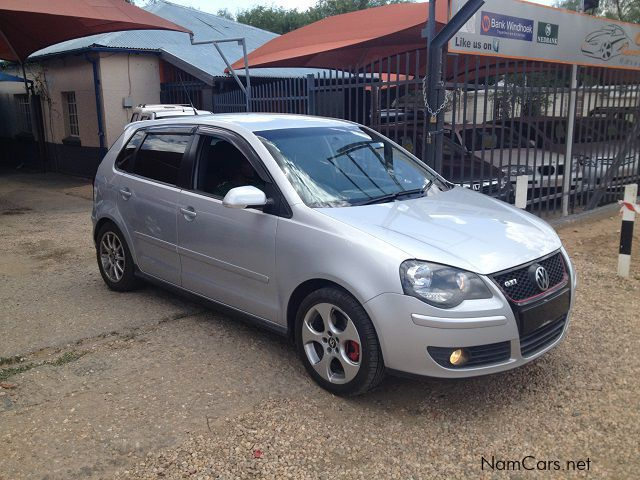 used volkswagen polo gti 2007 polo gti for sale windhoek volkswagen polo gti sales. Black Bedroom Furniture Sets. Home Design Ideas