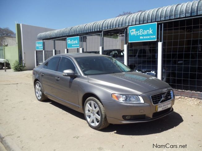 used volvo s80 v8 awd 2007 s80 v8 awd for sale. Black Bedroom Furniture Sets. Home Design Ideas