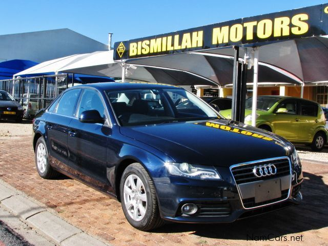 Used audi a4 1 8t 2008 a4 1 8t for sale windhoek audi for Audi a4 1 8 t motor for sale