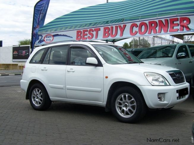 Used chery tiggo 2 0 txe 2008 tiggo 2 0 txe for sale for Subaru motors finance c o chase