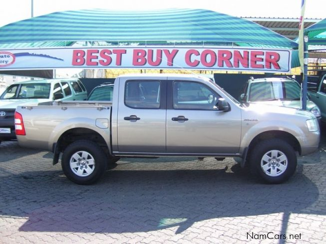 Used ford ranger 2 5 td hi trail d c 2008 ranger 2 5 td for Subaru motors finance c o chase