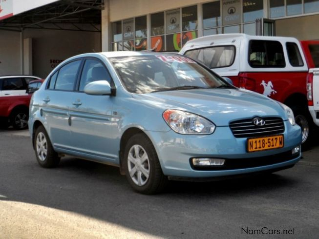 used hyundai accent 2008 accent for sale windhoek. Black Bedroom Furniture Sets. Home Design Ideas