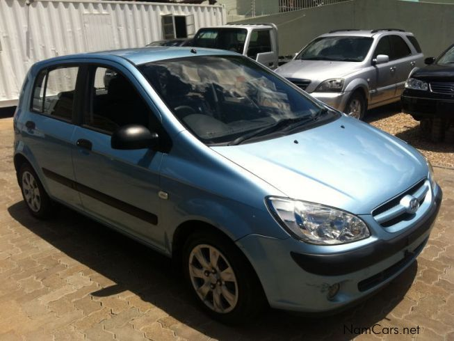 used hyundai getz 2008 getz for sale windhoek hyundai. Black Bedroom Furniture Sets. Home Design Ideas
