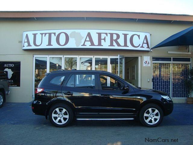 Used Hyundai Santa Fe 2 2 Crdi Mt 4x4 2008 Santa Fe 2 2 Crdi Mt 4x4 For Sale Windhoek