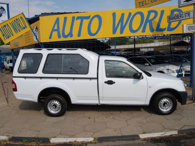 Crossroads Auto Sales >> Used Isuzu KB200 LWB | 2008 KB200 LWB for sale | Windhoek Isuzu KB200 LWB sales | Isuzu KB200 ...