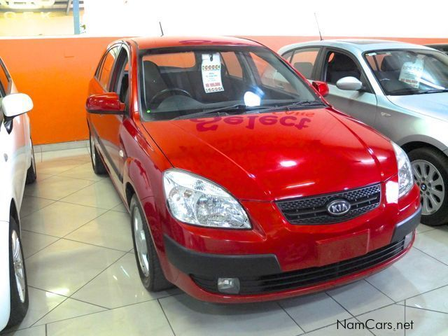 used kia rio high 2008 rio high for sale windhoek kia. Black Bedroom Furniture Sets. Home Design Ideas