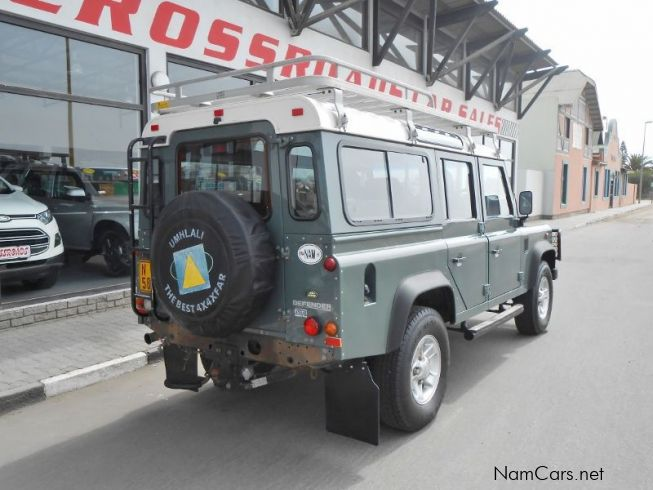Land Rover Defender 110 4x4 Pumain Namibia