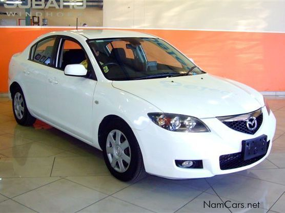 used mazda 3 2 0 2008 3 2 0 for sale windhoek mazda 3. Black Bedroom Furniture Sets. Home Design Ideas