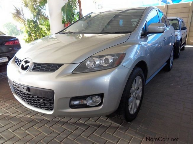 used mazda cx 7 2008 cx 7 for sale windhoek mazda cx 7. Black Bedroom Furniture Sets. Home Design Ideas