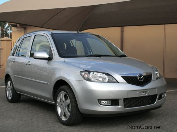 new mazda mazda 2 1 6 petrol 2008 mazda 2 1 6 petrol for. Black Bedroom Furniture Sets. Home Design Ideas