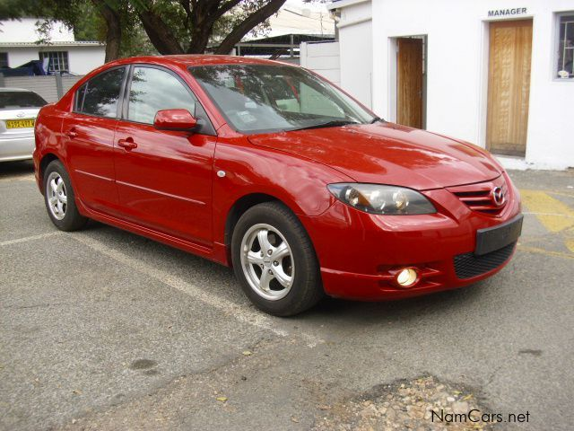 used mazda mazda 3 2008 mazda 3 for sale windhoek. Black Bedroom Furniture Sets. Home Design Ideas